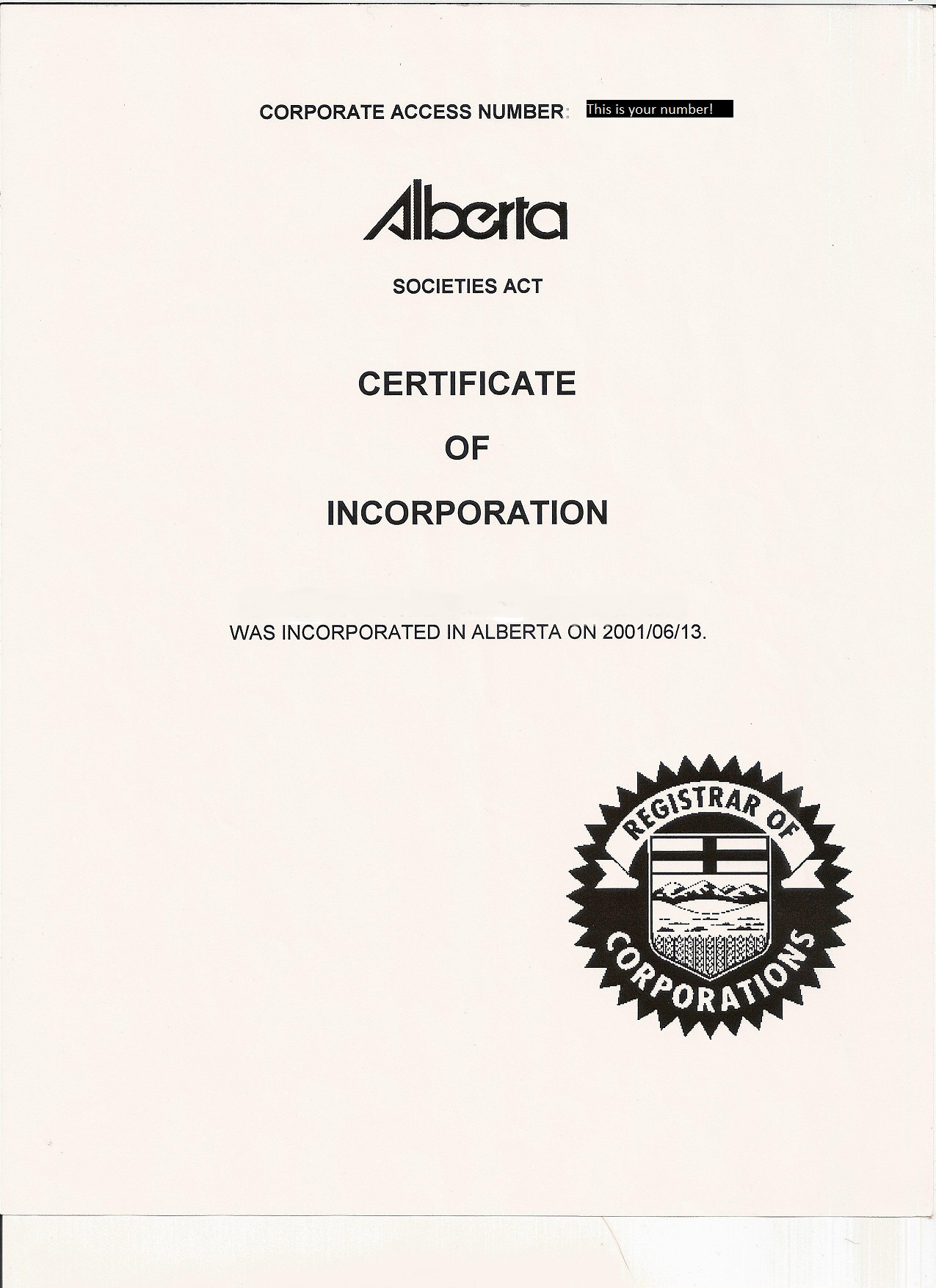 How do i register techsoup canada view example of alberta certificate xflitez Gallery