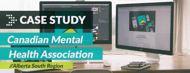 TechSoup Canada Case study: Canadian Mental Health