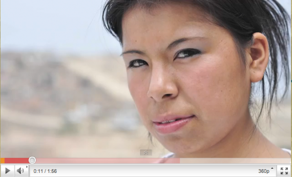 Trailer for 'El Centro', a 3-video series following an innovative youth centre in Peru.