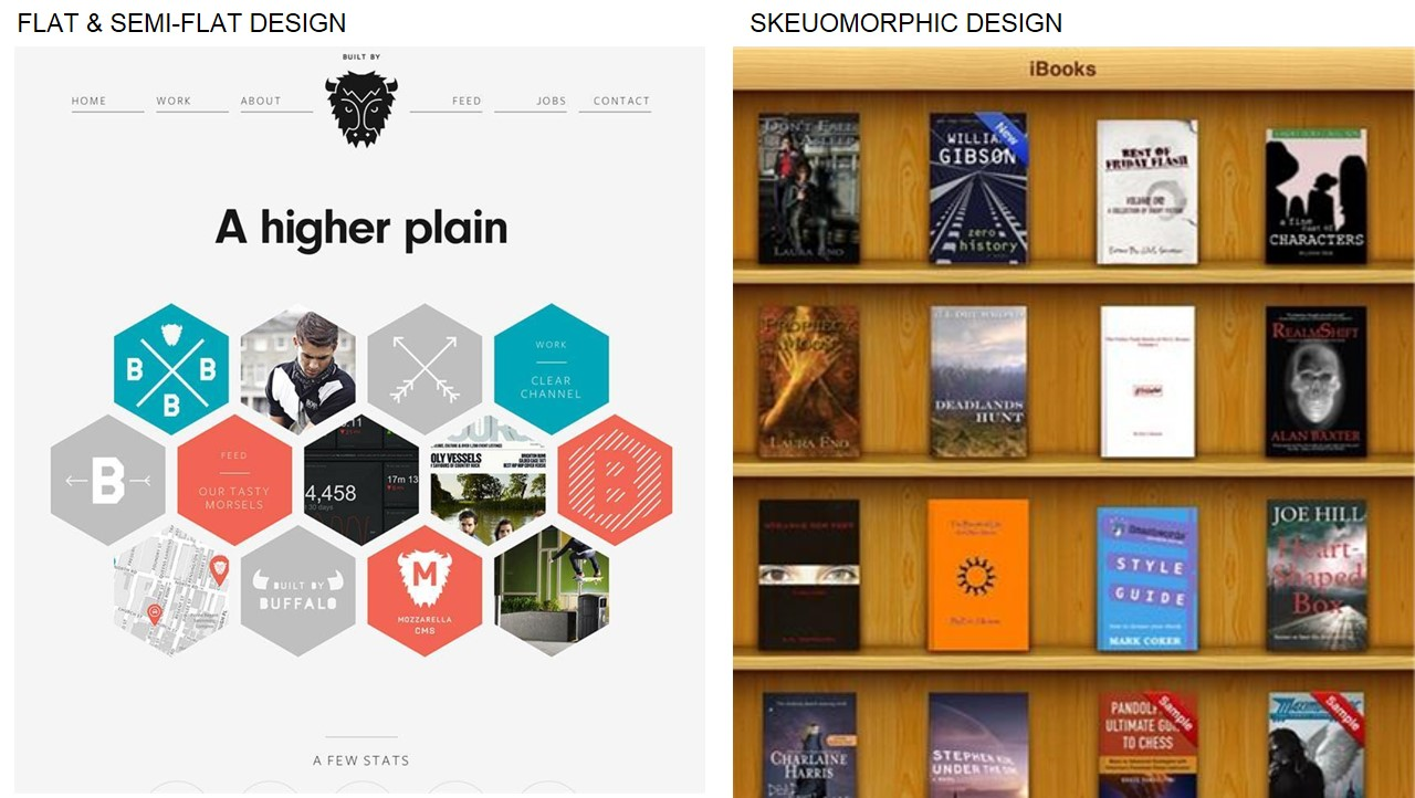 100 Design Trends Flat 2 2016 Logo