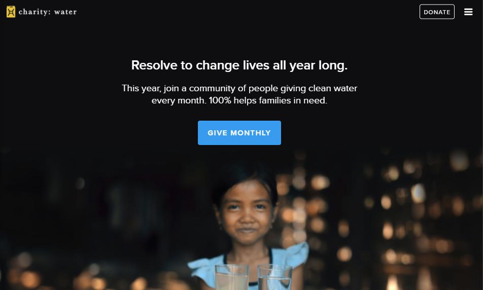 Charity Village screenshot
