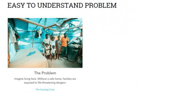 A human-sized problem