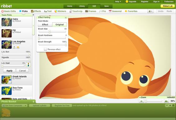 Ribbet Screenshot