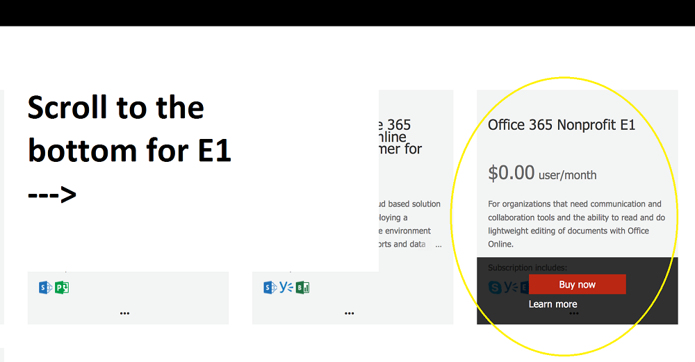 Office 365 Nonprofit is available for charities and nonprofits in ...